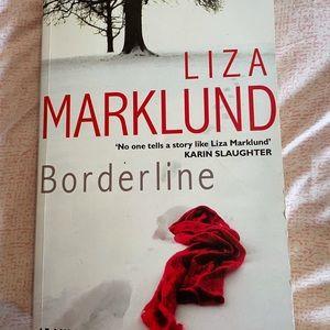 Borderline. Crime Fiction Novel